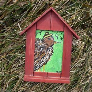 Original Folk ArtBird